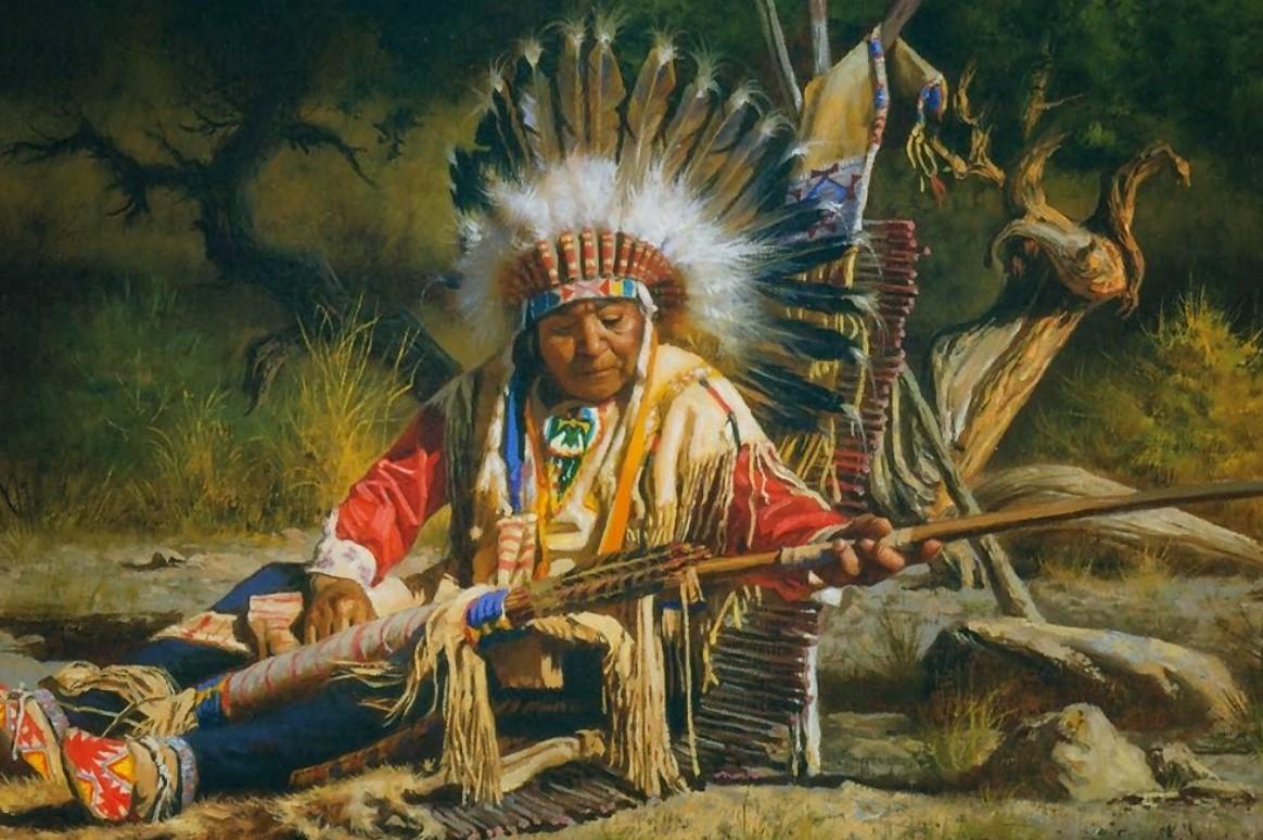 indijanskih životnih pravila