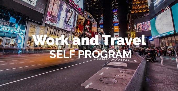 Work and Travel program - SELF program