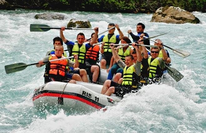 Rafting u Srbiji