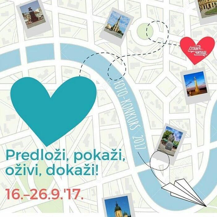 Festival ČitamČitaš raspisuje foto konkurs