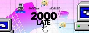 2000Late // Barutana @ Barutana   Beograd   Srbija