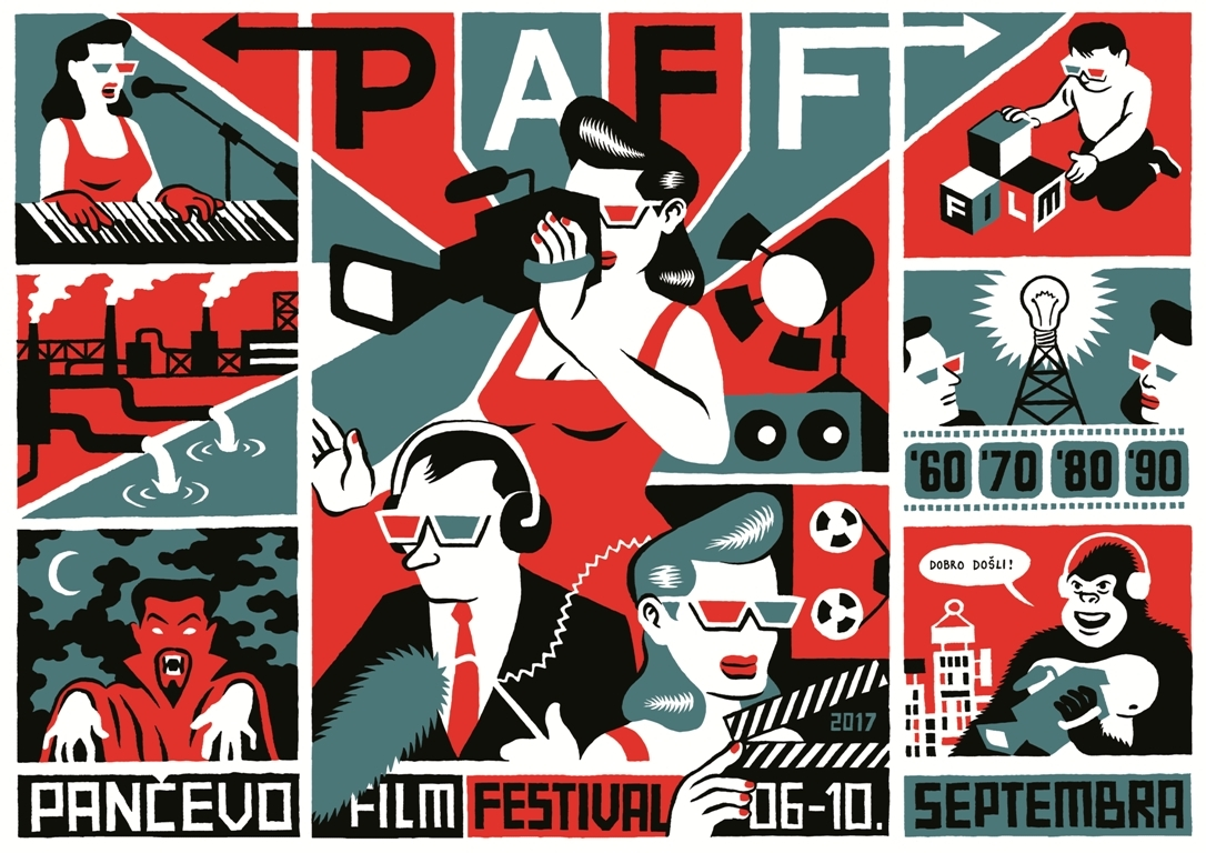 PAFF konkurs za volontere/ke