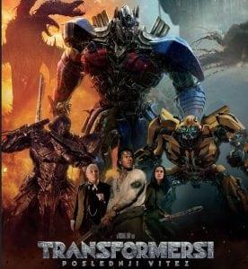 Film: Transformersi- Poslednji vitez @ Cineplexx BIG Beograd