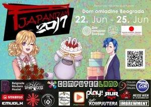 Festival - Japanizam 2017 @ u holu Doma omladine Beograda