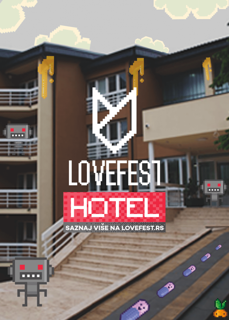 lovefest hotel