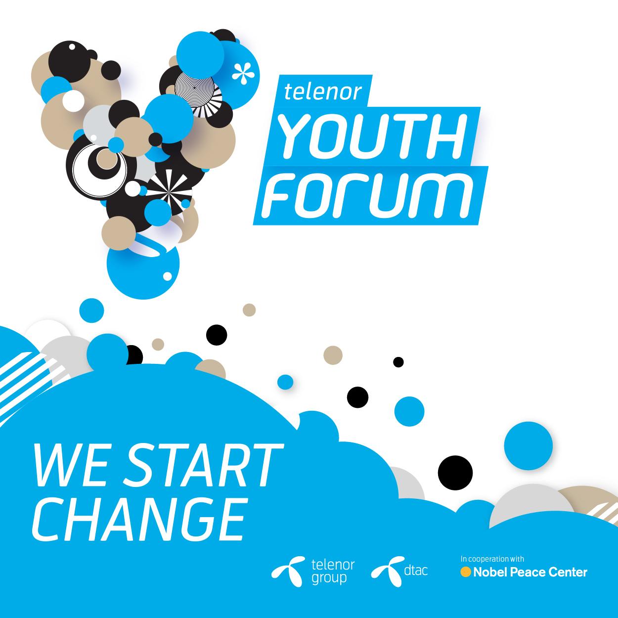 Otvoren konkurs za Telenor forum mladih 2017