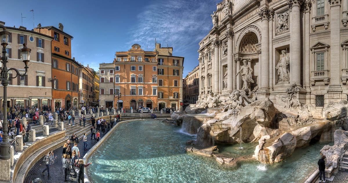 Putovanje Rim