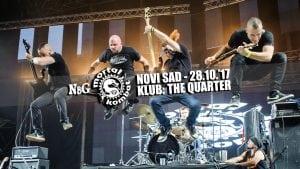 Mortal Kombat u Novom Sadu 28. oktobra @ Novi Sad