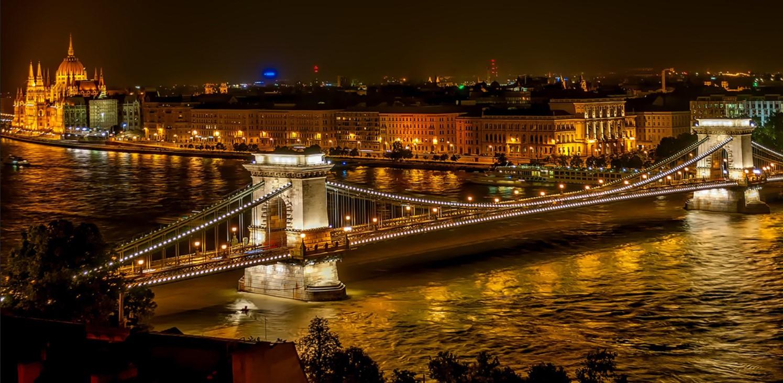 Budimpešta Nova godina