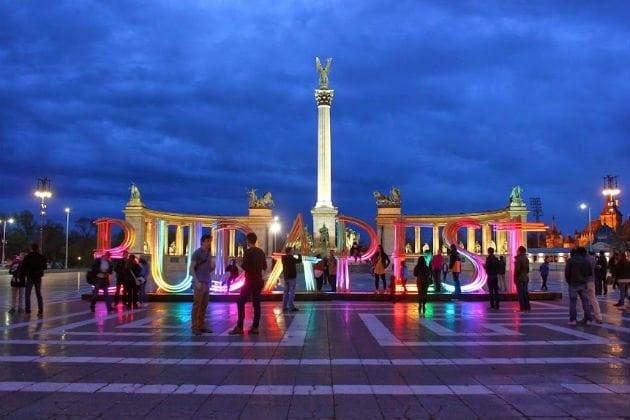 Budimpešta Nova godina bez noćenja