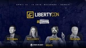 LibertyCon u Srbiji @ Kolarac | Beograd | Srbija