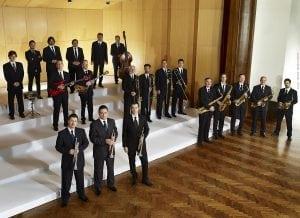 """Big Bend RTS """"SAD džez ambasadori"""" @ Dom Omladine Beograda"""
