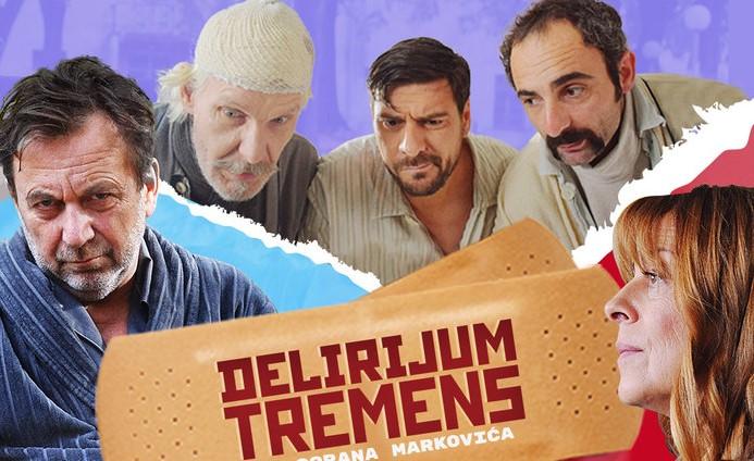 Nova serija Delirijum tremens