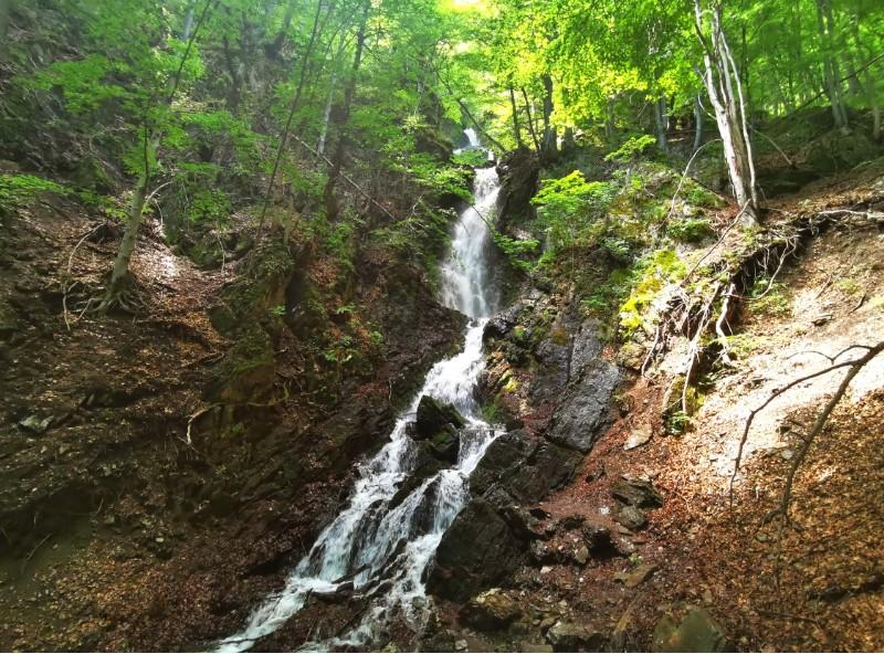 vodopad jelovarnik kopaonik