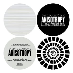 DOB Izložba - Anisotropy
