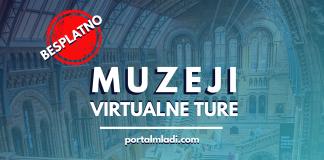 Muzeji virtualne ture, besplatno posetite iz kuce