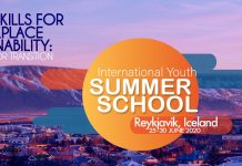 YOUTH SUMMER SCHOOL 2020 in Iceland