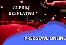 Pozorišne predstave dostupne online