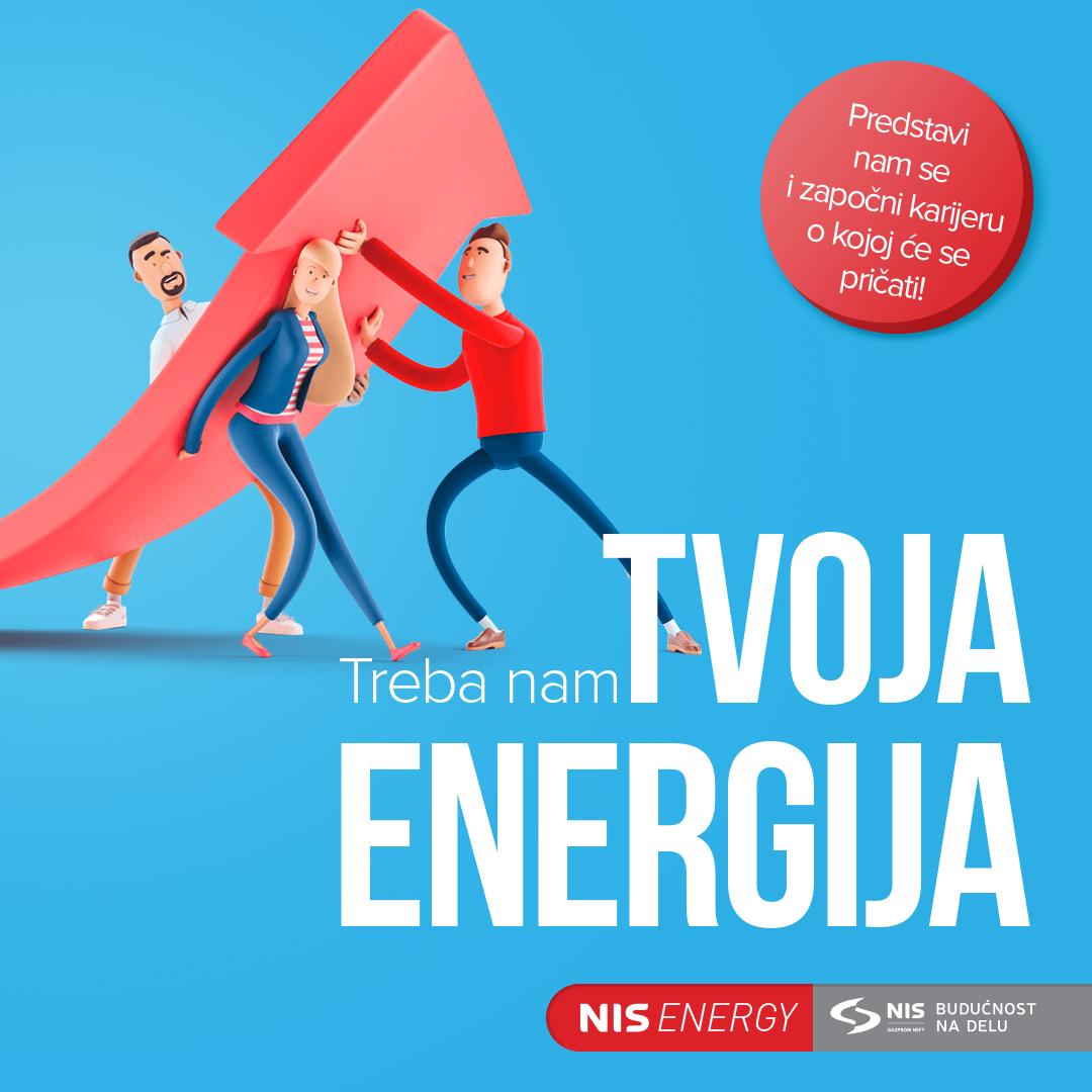 Tvoja energija
